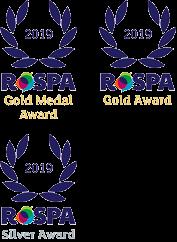 Gold Medal Award – Canary Wharf Management (CWM) Gold Award – Canary Wharf Contractors (CWC) Gold Award – CWC, Southbank Place Gold Award – CWC, Wood Wharf Silver Award – CWC, Newfoundland